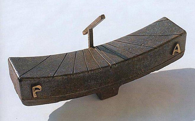 Ferlenga scultura il Ceppo