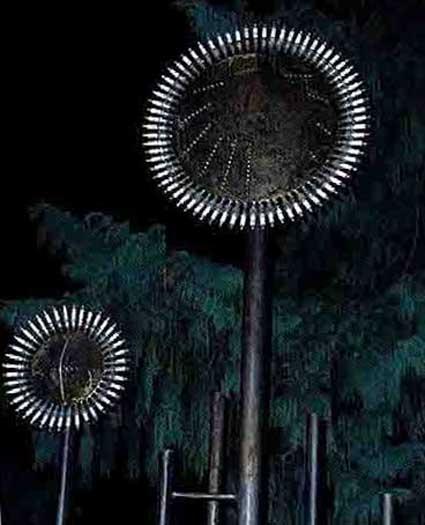 Ferlenga scultura il girasole